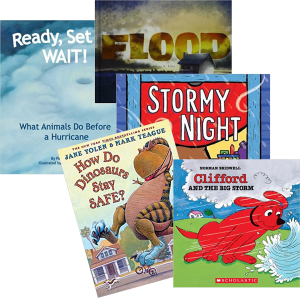 Storm Safety Stories for Young Children